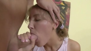 Chick sucks rod and bounds first of all it in hardcore xxx scene